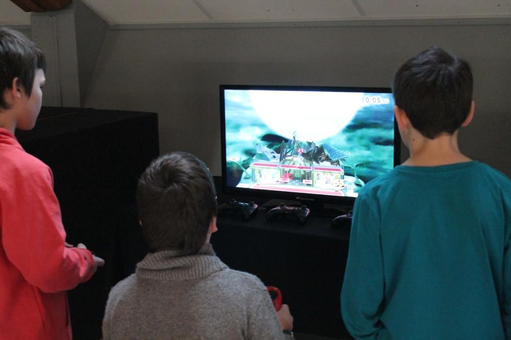 Les animations jeux vidéo à Cholet !