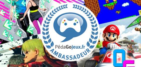Ouest Games devient ambassadeur PédaGoJeux