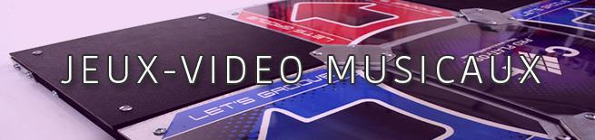 Jeux vidéo musicaux