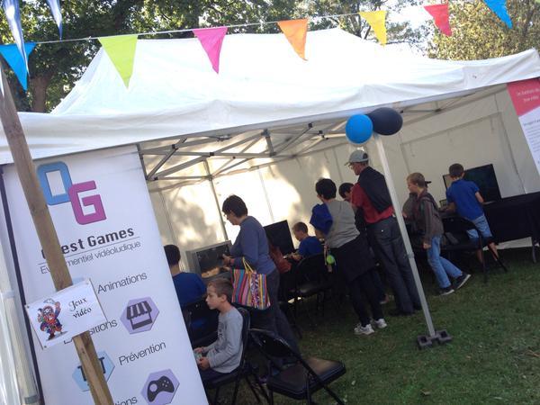 Nos prestations jeux-video Nantes (Loire-Atlantique, 44)