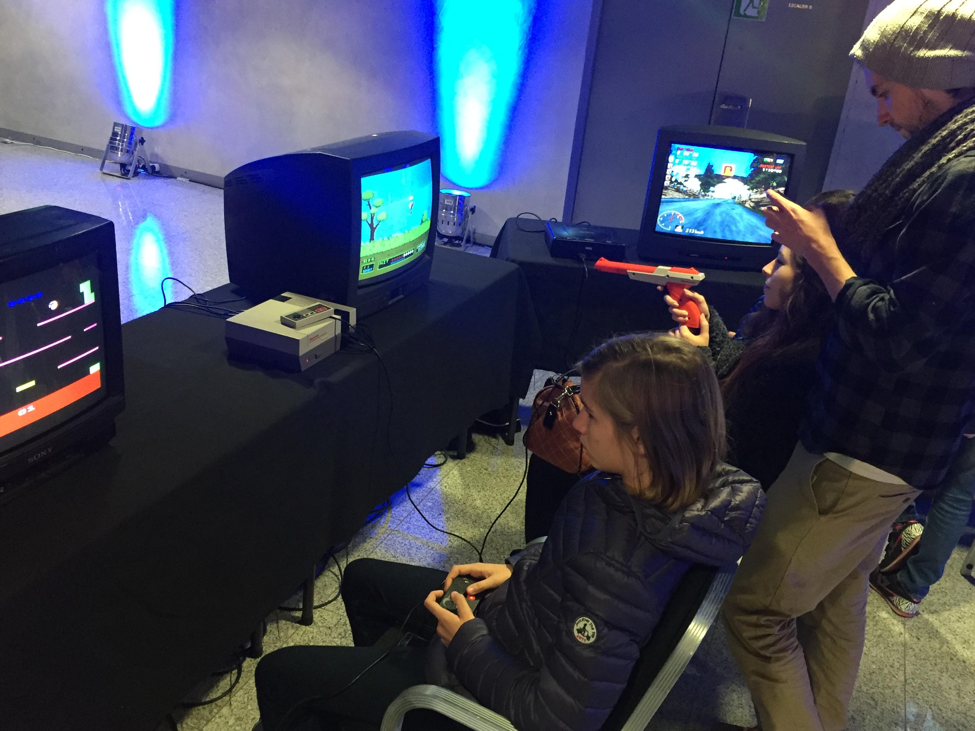 Tours : L'exposition rétro-gaming fait le plein !