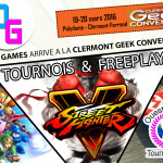 Ouest Games arrive à la Clermont Geek Convention !