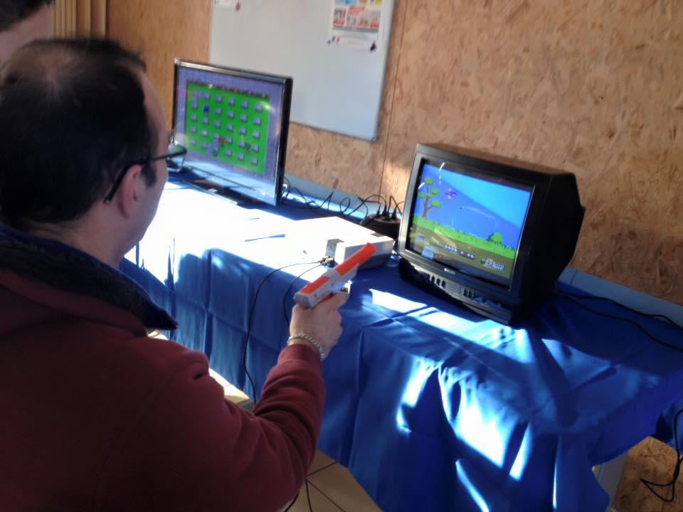 Parents-enfants : la soirée jeux-vidéo pédagogique