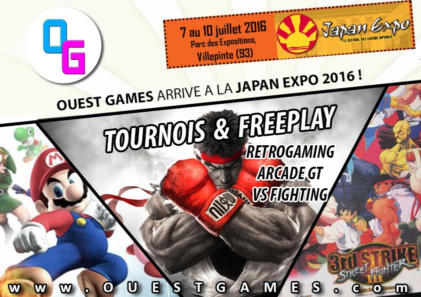 Japan Expo 2016, à fond les pixels !