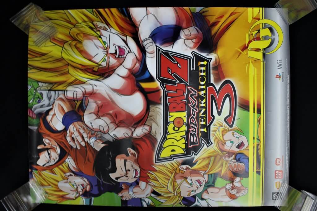 EXPOSITION-JEUX-VIDEO-DRAGONBALL-MEDIATHEQUE