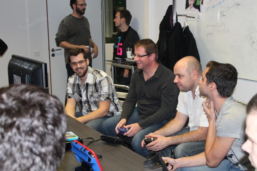 Ouest Games amène les jeux-vidéo dans votre entreprise !