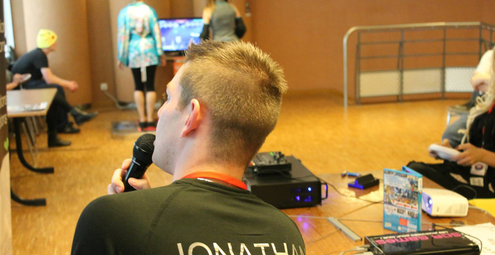 Jonathan Schifferling, «l'avenir» de l'association Ouest Games