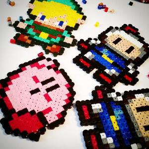 Pixel-arts