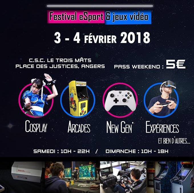 🎮🚀 Pixel Festival – 2eme édition 🚀🎮
